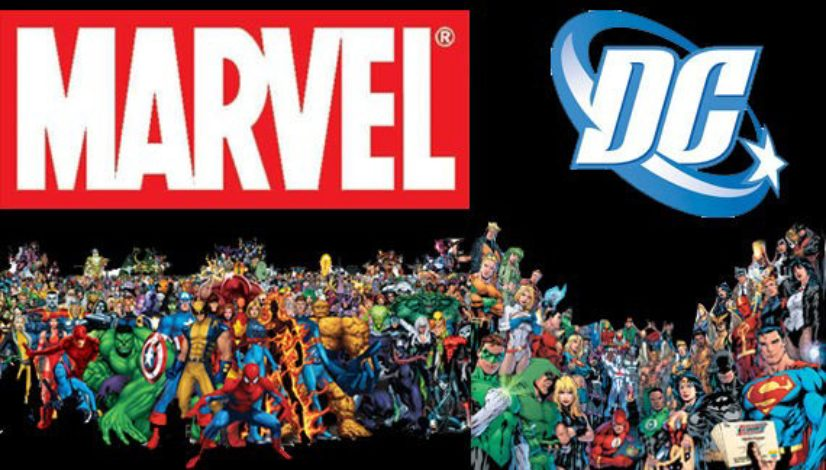 Marvel vs DC TV Universe
