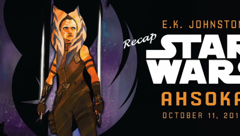 Ahsoka Book Review