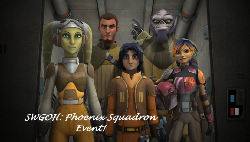 SWGOH Heroes March Event Schedule - GoingNerdy