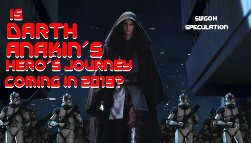 Is Darth Anakin Coming to SWGOH in 2019? - GoingNerdy