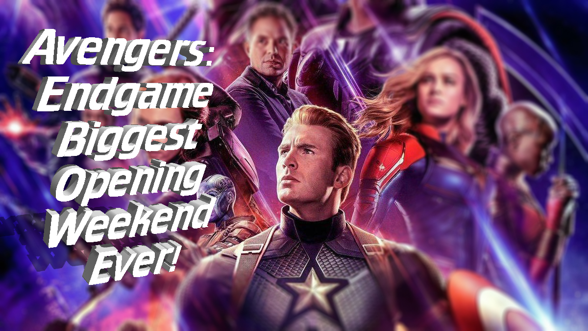 Marvel Studios Avengers: Endgame Shatters box office ...
